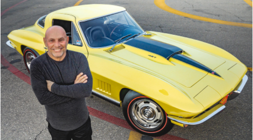 Corvette Mike returns to Boston
